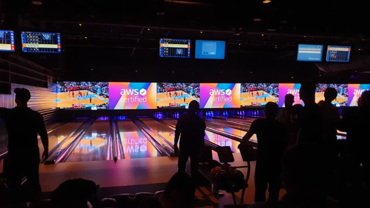Brooklyn bowl bowling